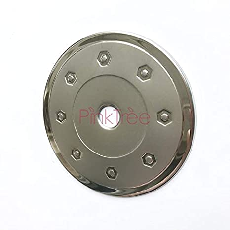 Amazon.com: Exterior Parts Original Style 3D Stainless Steel Fuel Oil Tank Cover Cap For Peugeot 206 207 Citroen C2 Car Styling Tuning Accessories: Home ...