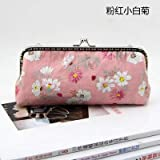 HATCHMATIC 19 * 8 * 2.5cm Handmade Handbag Purse Frame Pen Bag DIY Crafts Material Kit for Women Clutch Purse Frame Pouch Free shipping: design 8
