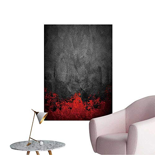 (Wall Stickers for Living Room Abstract Paint Background Vinyl Wall Stickers Print,32