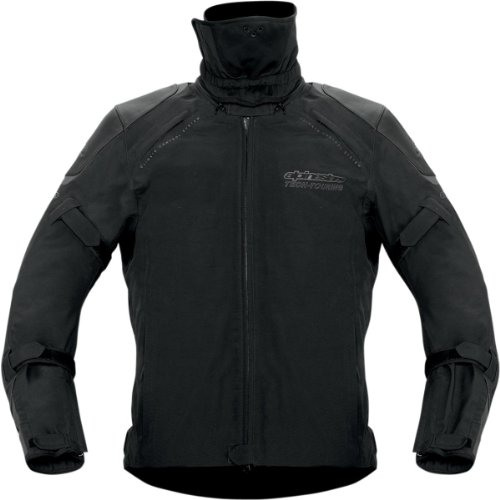 Alpinestars Tech ST Gore-Tex Waterproof Textile Jacket Black US 50 EU 60
