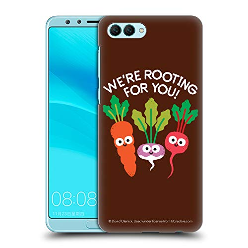 Official David Olenick Motivegetable Speakers Food Hard Back Case for Huawei Nova 2S ()