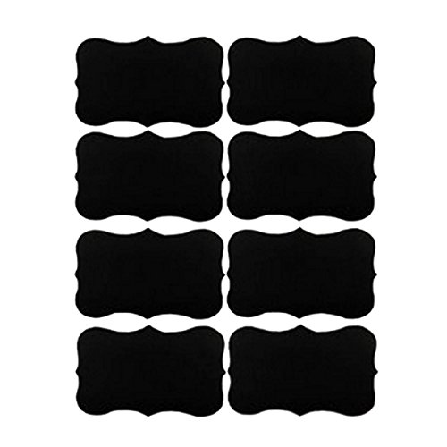 Wrapables Chalkboard Stickers Organizing Labeling