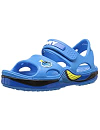 crocs Kids Crocband II Finding Dory Sandal