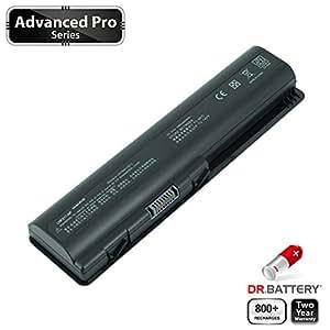 Dr Battery Advanced Pro Series batería de repuesto para portátiles Compaq Presario CQ45-103au (4400mah / 48wh) 800 ciclos de recarga 2 año de garantía.