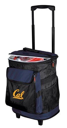 (Logo Brands NCAA California Golden Bears Unisex Cal-Berkeley Rolling Cooler57 - Rolling Cooler, Navy, One Size)