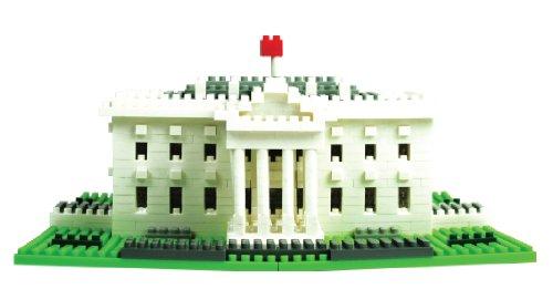 Nanoblock 58191 White House