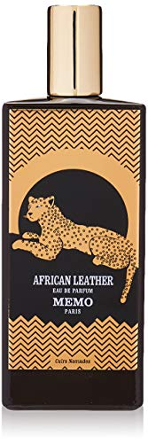 Memo Paris African leather by memo paris for unisex - 2.53 Ounce edp spray, 2.53 Ounce
