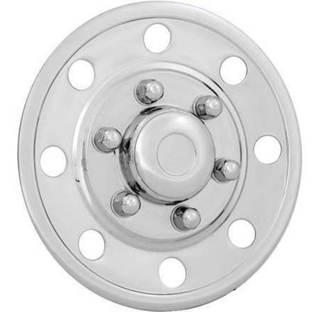 BA Products Phoenix PGQST50SWL, ONE HUBCAP ONLY, 15