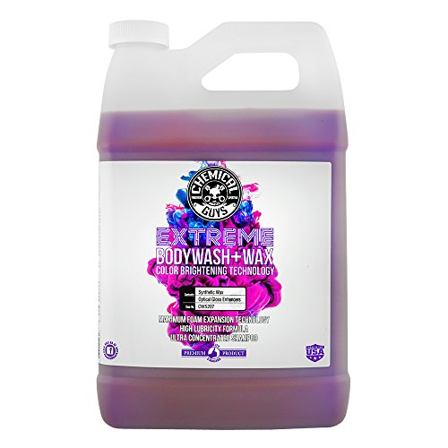 Chemical Guys CWS207 Extreme Body Wash & Wax (1 Gal)