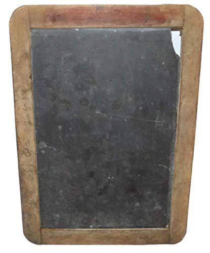 Shabby Antique Primitive Wood Framed Chalkboard Writing Slate Blackboard