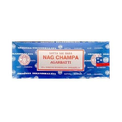 Sai Baba Nag Champa Incense 250 Grams ( Pack Of 16 )