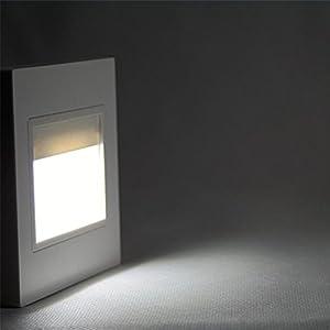 Wall Recessed Lighting