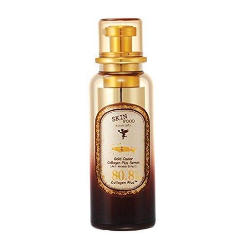 Skin Food Gold Caviar ([Skin Food] Gold Caviar Collagen Plus Serum 40ml)