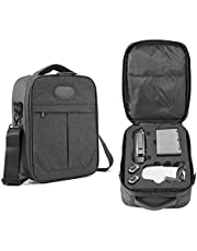 Dolloress Waterproof Carrying Case Adjustable Shoulder Bag Storage Bag Compatible for DJI Mavic Mini Drone and Accessories Part Durable Shockproof Protective Travel Case