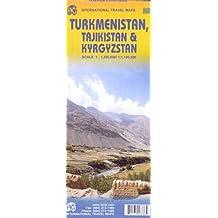 TURKMENISTAN, TADJIKISTAN & KIRGHIZISTAN