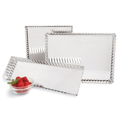 Gobel Tinned-Steel Rectangular Tart Pan 125410