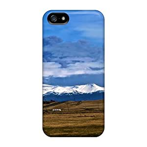 Awesome Design Eyjafjo Icel Hard Case Cover For Iphone 5/5s