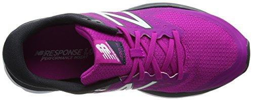 New para Balance Silver para Mujer Deportivas Plateado 490 Thunder Mink Interior Zapatillas rrwYz