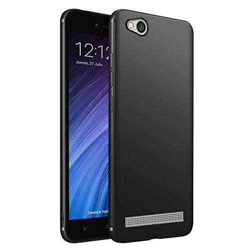 3 opinioni per Olliwon Cover Xiaomi Redmi 4A, Ultra Sottile Anti Graffio Case Anti Impronte