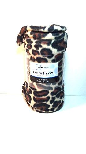 Cheetah Fleece - 7
