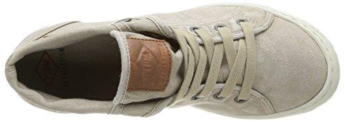 Palladium Savane Top 044 Hi Gaetane Women's Sneakers Beige PLDM TWL T8wrqvT4