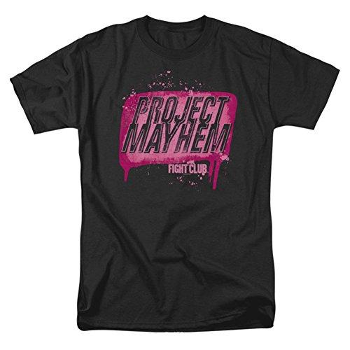 Twentieth Century Fox Project Mayhem - Fight Club Adult T-Shirt