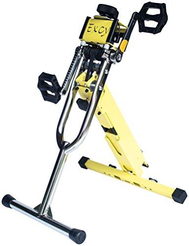 Excy XCS 260 Portable Recumbent Exercise Bike, Upper Body Ergometer and Unicycle Excy