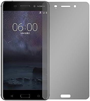 Slabo Protector de Pantalla Privacy para Nokia 6 protección contra ...