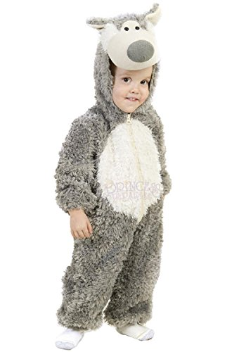 Princess Paradise Child's Big Bad Wolf Deluxe Costume,
