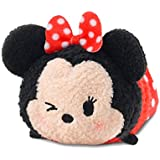 "Disney Tsum Tsum Mickey & Friends Minnie Mouse 3.5"" Plush [Winking, Mini]"