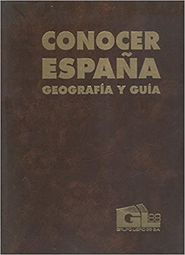 Conocer España, geografia y guia volumen 14: Ceuta - Melilla e indice: Amazon.es: Varios: Libros
