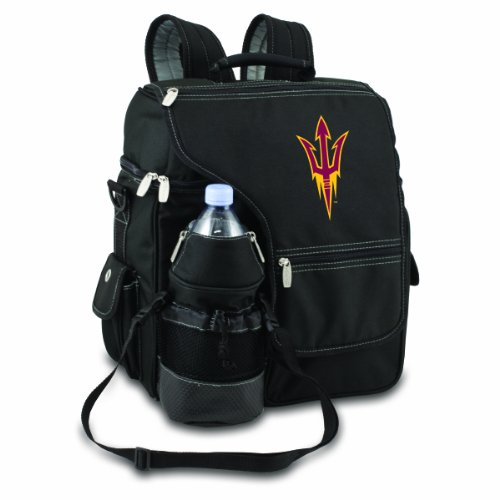 NCAA Arizona State Sun Devils Turismo Insulated Backpack Cooler