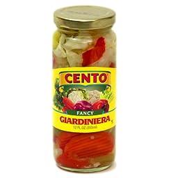 Cento Fancy Giardiniera 12 oz (Pack of 2)