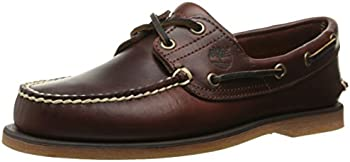 Timberland Men's Classic Two-Eye Boat Shoe (various sizes)