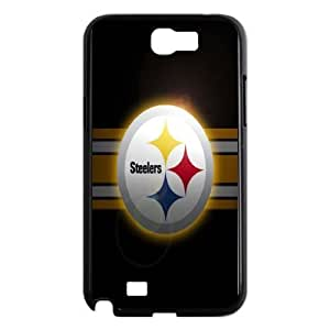 Samsung Galaxy N2 7100 Case Image Of Pittsburgh Steelers YGRDZ16703 Plastic Cell Phone Cases Covers Fashion