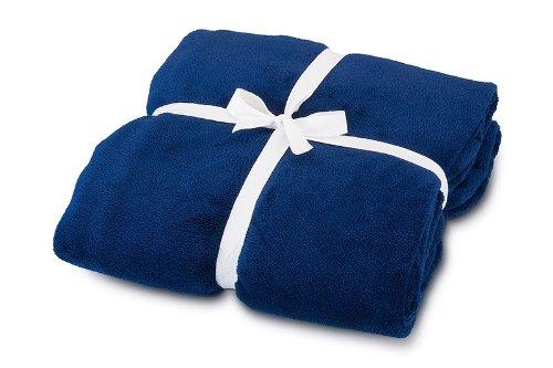 all-for-color-cozy-fleece-blanket-navy-blue