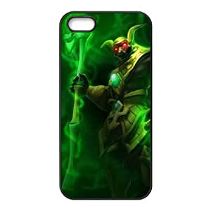 iPhone 4 4s Cell Phone Case Black Nasus league of legends 003 WH9489004