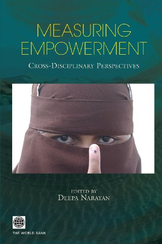 Measuring Empowerment  Cross Disciplinary Perspectives  Trade And Development