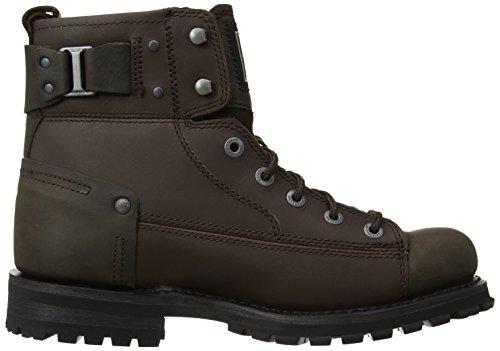 CAT Footwear Brent - Botas chukka de cuero hombre Braun (MENS OLIVE)