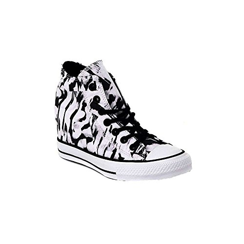 Converse - Converse Ct Lux Mid Chaussures Femme Coin Interne 548477C - Blanc, 40