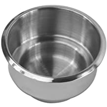 Trademark 10-dh2s Poker Dual Size Jumbo Stainless Steel Cup Holder (Silver)