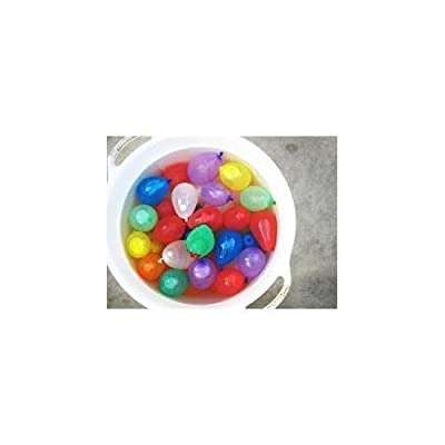Playwrite 144 Water Bomb Balloons Multicoloured for Summer Fun: Toys & Games