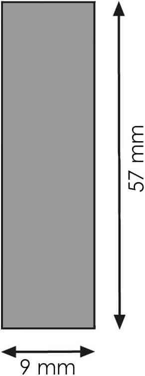 Stahlrohr Quadratrohr Vierkantrohr 100x100x5 mm E235 EN 10305-5 1250mm 500-2000mm