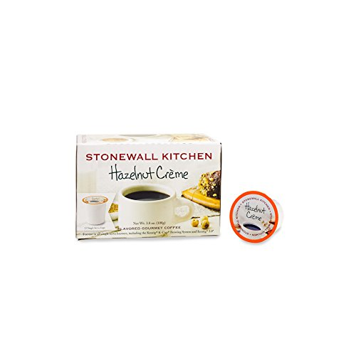 Stonewall Kitchen Hazelnut Crème Single Serve Cups 12 Pack