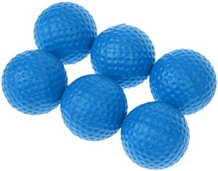 CUTICATE 6 Piezas Pelotas De Golf Entrenamiento De Tenis Pelota ...