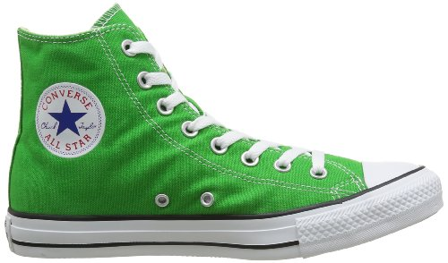 Converse 142369C - Zapatillas de tela para hombre, color verde, talla 41.5 Green