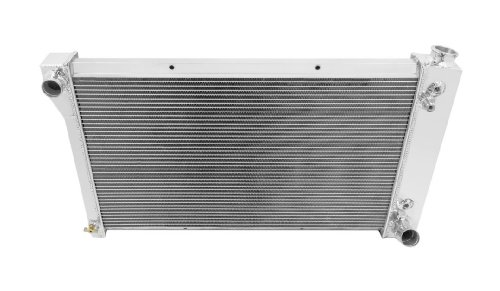 (Champion Cooling, Multiple Chevrolet Truck Models 4 Row All Alum Radiator, MC369)