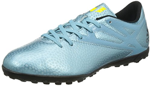 15 Uomo Da matt Ice bright Messi Bleu Scarpe core Yellow Turf Black Met Calcio 4 Adidas AxqwnTgUaF