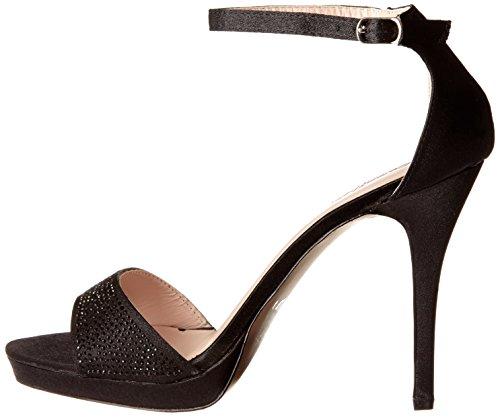 Kayla Women's Coloriffics Sandal Black Dress 64YqS5