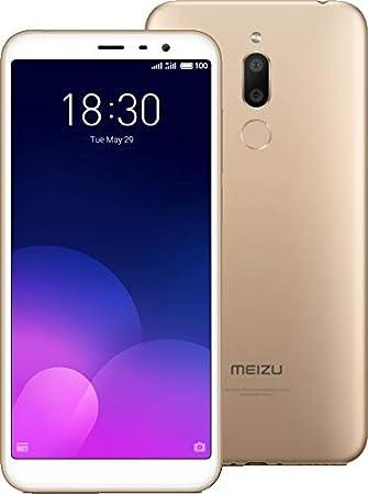 Meizu M6T - Smartphone (Pantalla IPS de 5,7 Pulgadas, 2 GB + 16 GB, Dorado): Amazon.es: Electrónica